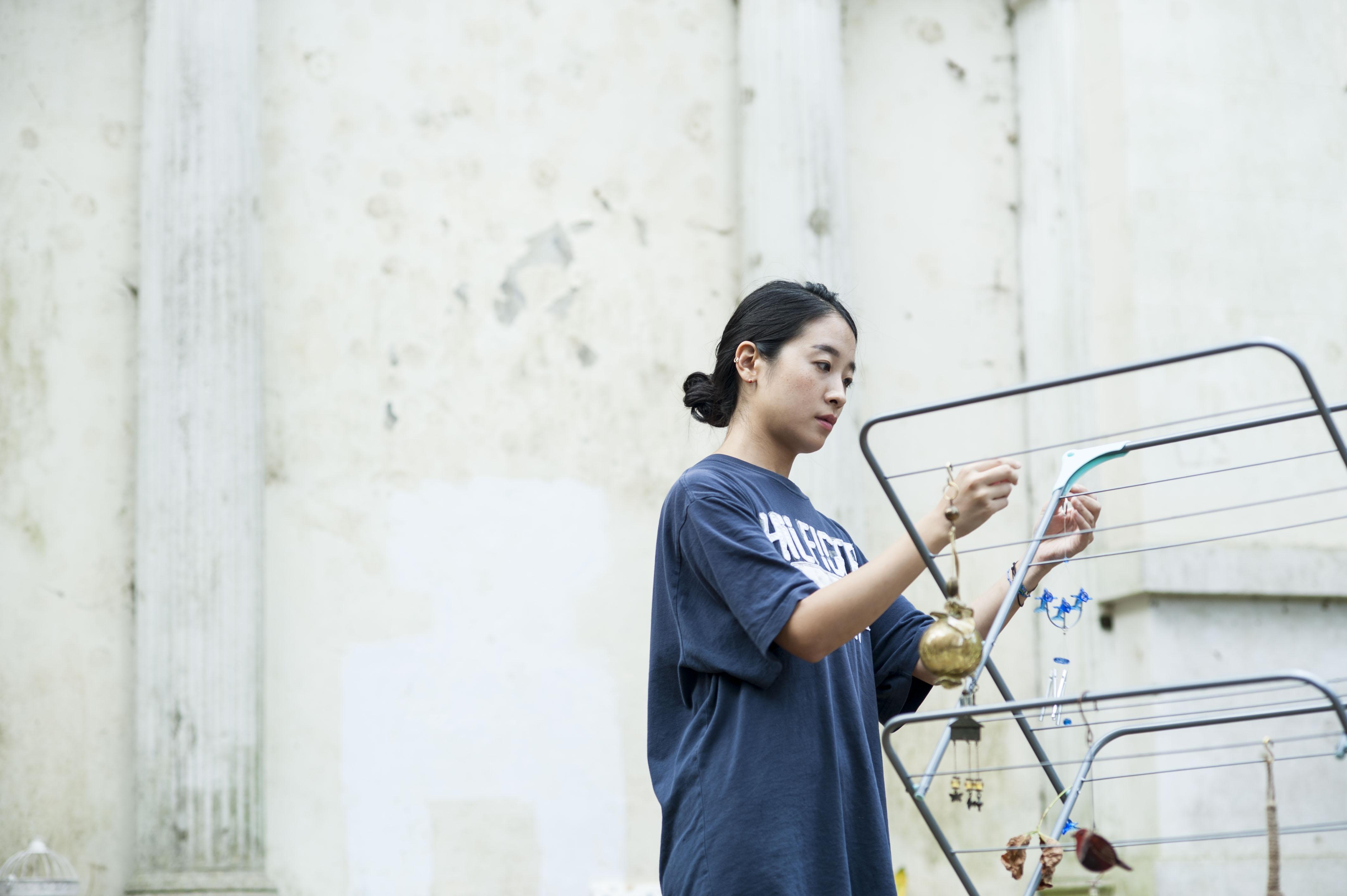 Nayoung Kang - photo by Caroline Gervay