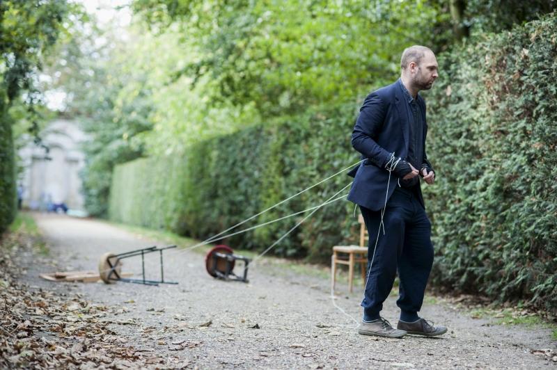 Jack Catling - photo by Caroline Gervay