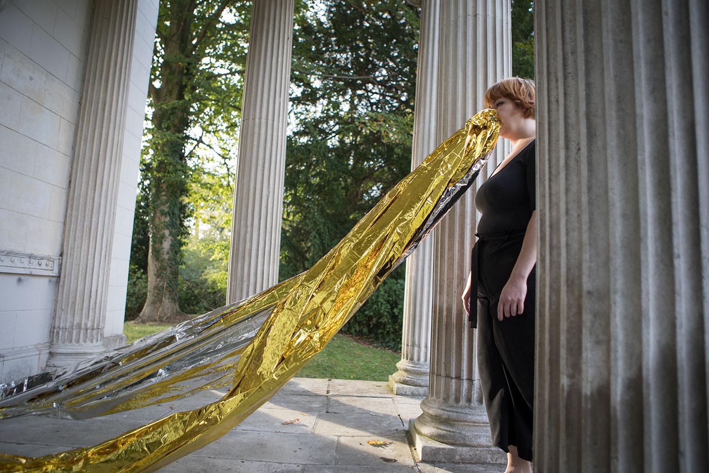 Helen Davison - photo by Bobby Whittaker